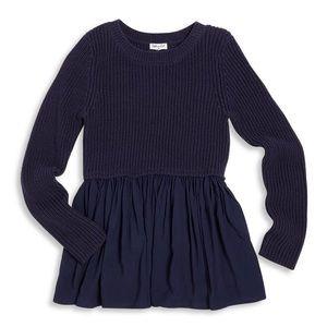 Splendid Girl Sweater Tunic